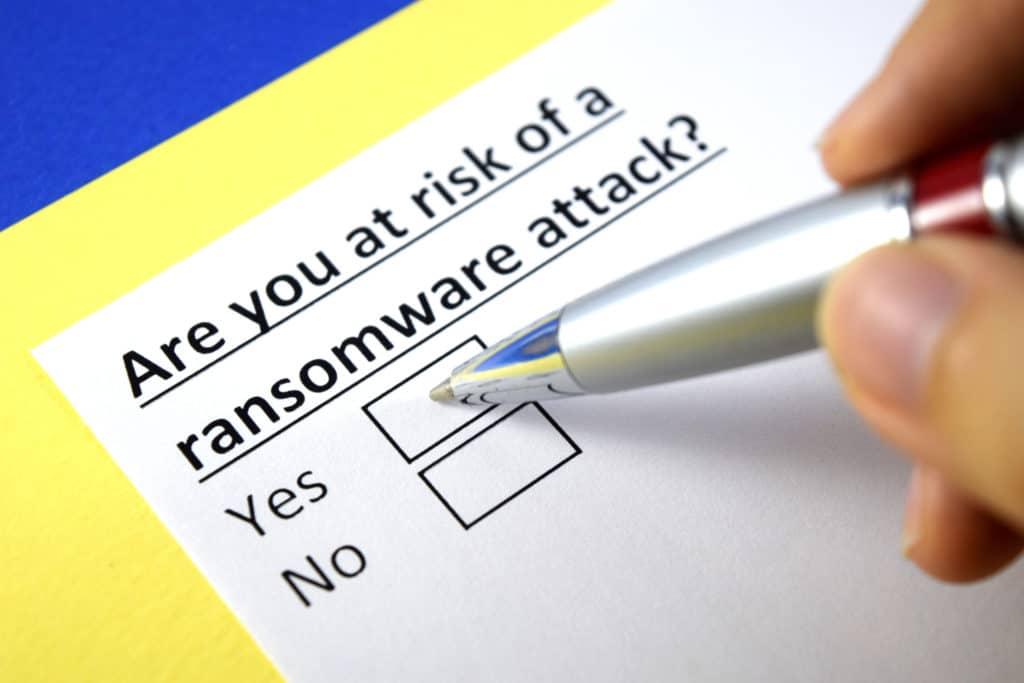 Er din bedrift utsatt for ransomware?