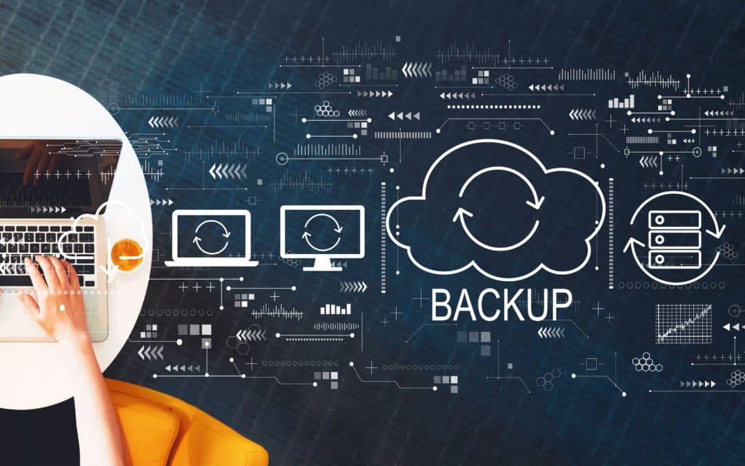 Backup: Alt du trenger å vite